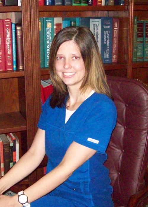 Rebecca Childers, LPN, Bariatric Coordinator